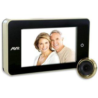 Mirilla digital AYR gama FACE modelo 754 para la seguridad del hogar