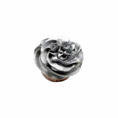Esprai comestible PME color plata