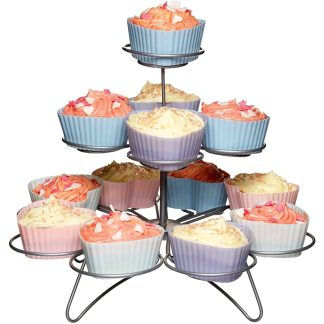Expositor cupcakes de rebosteria per a muffins i magdalenes KITCHEN CRAFT
