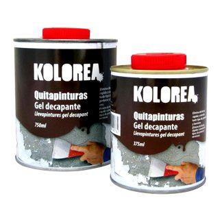 Gel decapante quitapinturas Kolorea pintura 375 ml