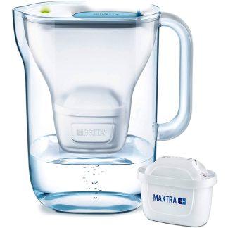 Jarra filtrante BRITA Style y filtros MAXTRA para filtrar y purificar el agua, invierte en salud