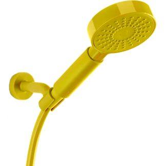 Joc mànec de dutxa one Plastisan mostassa