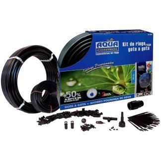 Kit de reg per degoteig amb programador de reg per a hort i jardí aquacontrol