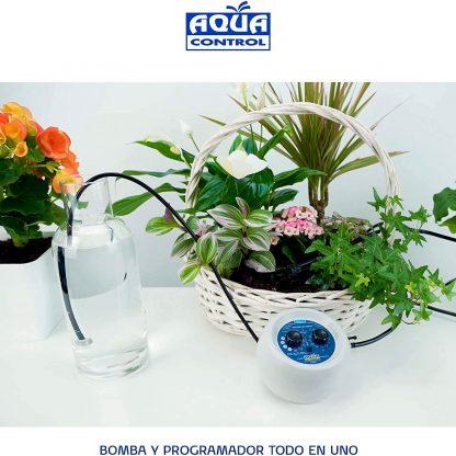 Kit de reg programable automàtic vacacional aquacontrol