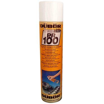 Mantega en aerosol per a desemmotllar motlles de cuina i rebosteria DUBOR