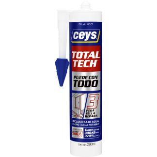 Massilla professional Ceys Totaltech per a fixar i segellar tota mena de materials