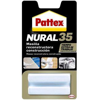 Masilla selladora adhesiva para materiales obra y construcción Pattex Nural 35