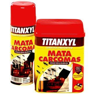 Mata corcs 750 ml de TITANXYL.