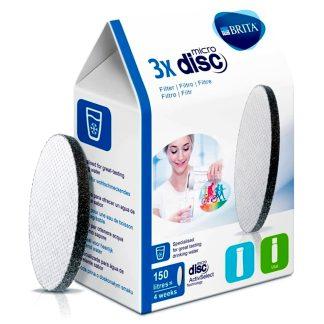 Micro disco filtrante para botella agua filtrante Brita Fill&Serve para purificar el agua