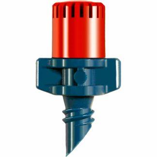 Microdifusor o aspersor de riego para huerto y jardín aquacontrol