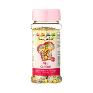 Mini confeti FunCakes