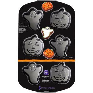 Motlle de rebosteria per a pastissos de Halloween WILTON