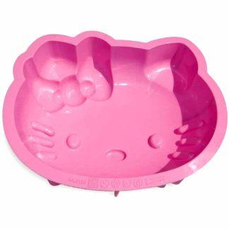 Motlle de silicona amb la cara de la Hello Kitty de SCRAP
