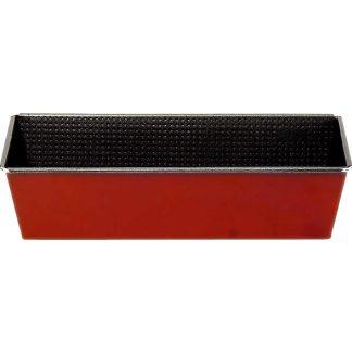 Motlle plum-cake amb esquadres model rioja de IMF 26x11x8 cm
