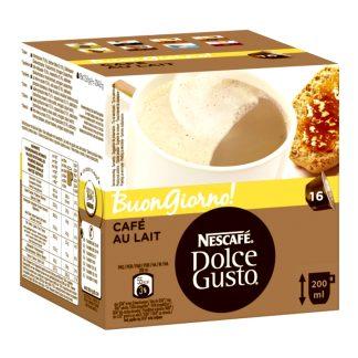Nescafé càpsules cafè amb llet Dolce Gusto
