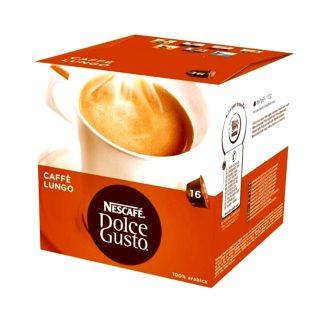 Nescafé cápsulas caffe longo Dolce Gusto