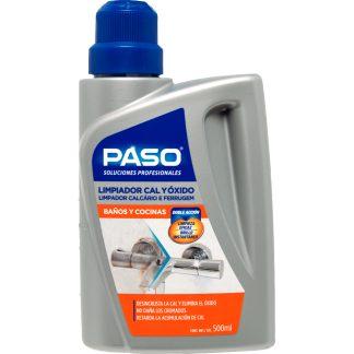 Netejador de calç i òxid per a banys i cuines PASO