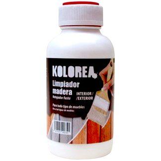 Limpiador para madera y restaurar muebles de teca Kolorea 500 ml