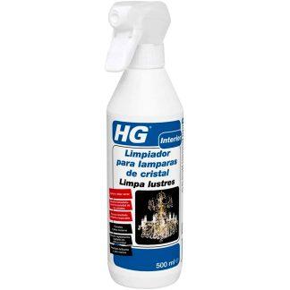 Netejador de llànties de vidre hg neteja