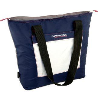 Nevera flexible porta-alimentos plegable CAMPINGAZ con PEVA para botellas y alimentos a càmping y playa