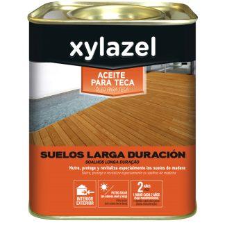 Aceite de teca para larga duración suelos interiores XYLAZEL