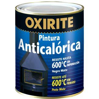 Oxirite pintura anticalòrica per a temperatures extremes XYLAZEL