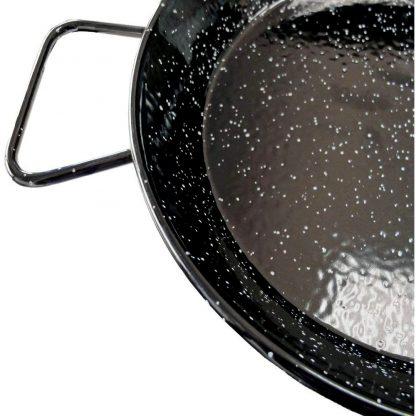 Paellera de cuina per a cuinar paella i fideuà GARCIMA