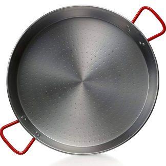 Paellera de cocina para cocinar paella y fideuá GARCIMA