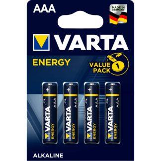 Pila alcalina VARTA per aparells elèctrics