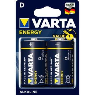 Pila alcalina VARTA para aparatos eléctricos