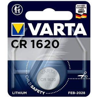 Pila de botó de liti VARTA 3V CR1620