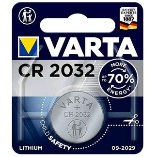 Pila de botón de litio VARTA 3V CR2032