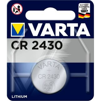 Pila de botó de liti VARTA 3V CR2430