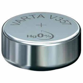 Pila de botón para aparatos electrónicos VARTA V357