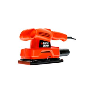 Lijadora orbital Black & Decker cable 135w