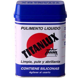 Poliment líquid de 375 de TITANLUX.