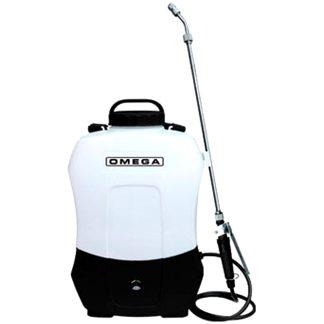 Pulverizador de mochila 16 litros Omega para regar, fumigar el huerto y el jardín