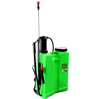 Pulverizador de mochila Saurium 16 litros para fumigar y regar huerto y jardín