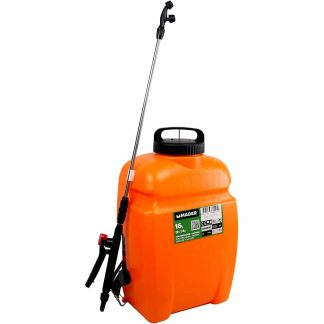 Polvoritzador de reg per a fumigació a bateria Mader per hort i jardí amb 16 litres
