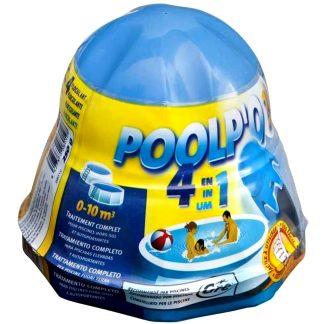 Poolp'o dosificador i tractament de clor per a pisicnes