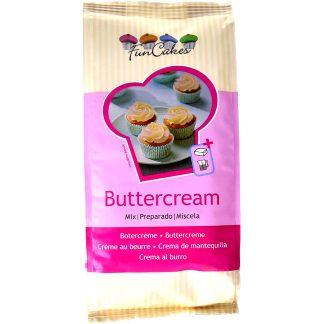 Preparat crema de mantega buttercream