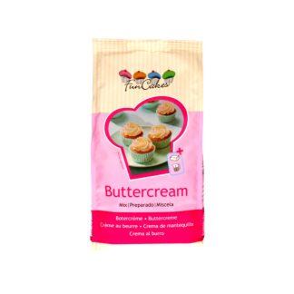 Preparado crema de mantequilla buttercream