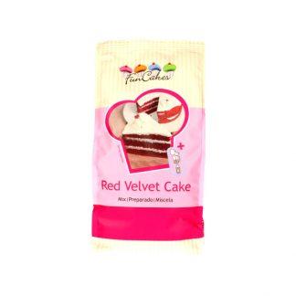 Preparado Red Velvet FunCakes