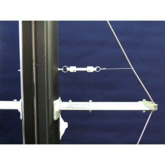 Protector i espantaocells per a creueta d'embarcacions Stogull Spreaders