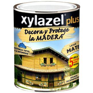 Protector de madera Xylazel Plus Mate interior y exterior
