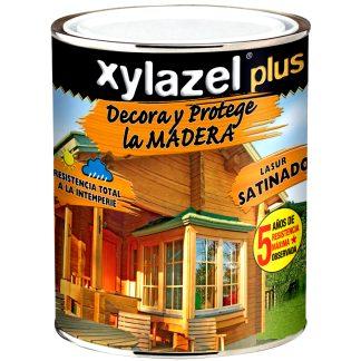 Protector de madera Xylazel Plus Satinado interior y exterior