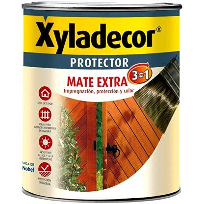 Protector de fusta per a llar i jardí, pintura i vernissos