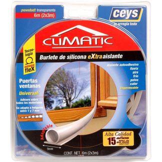 Rivet aïllant de silicona per a portes i finestres CEYS