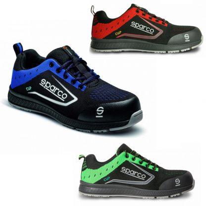 Zapato de protección y seguridad SPARCO CUP S1P