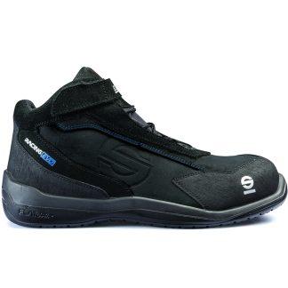 Zapato de seguridad y protección laboral SPARCO Racing Evo S3 SRC